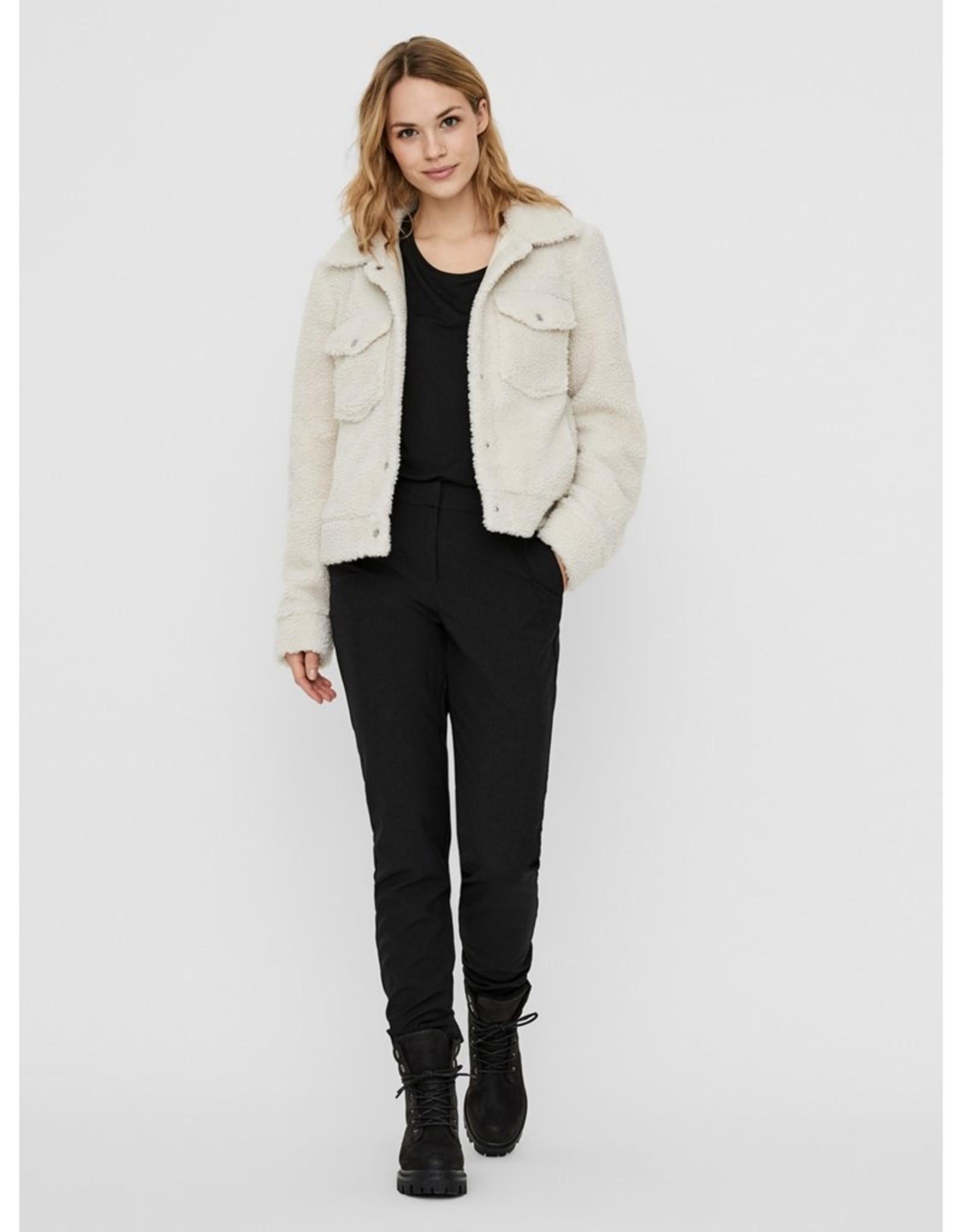 Vero Moda Bette Short Teddy Coat