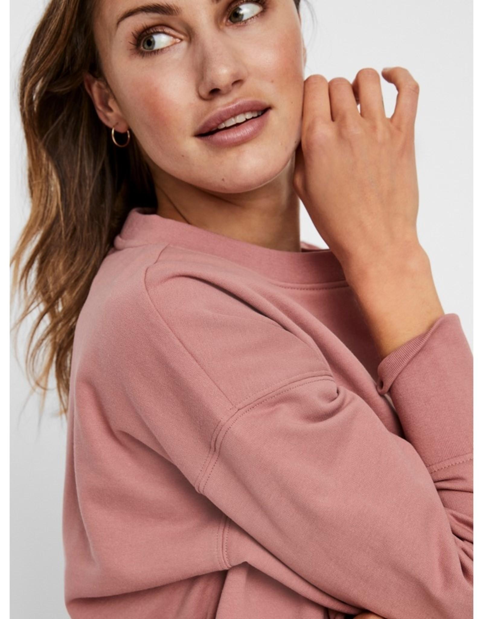 Vero Moda Lenka Wide Crop Sweatshirt