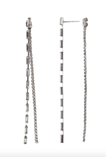 Lakoo Designs Silver Dazzle Drop