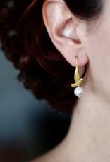 Lakoo Designs Gold Bird Pearl