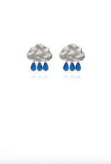 Lakoo Designs Silver Cloud 3 Dark Blue