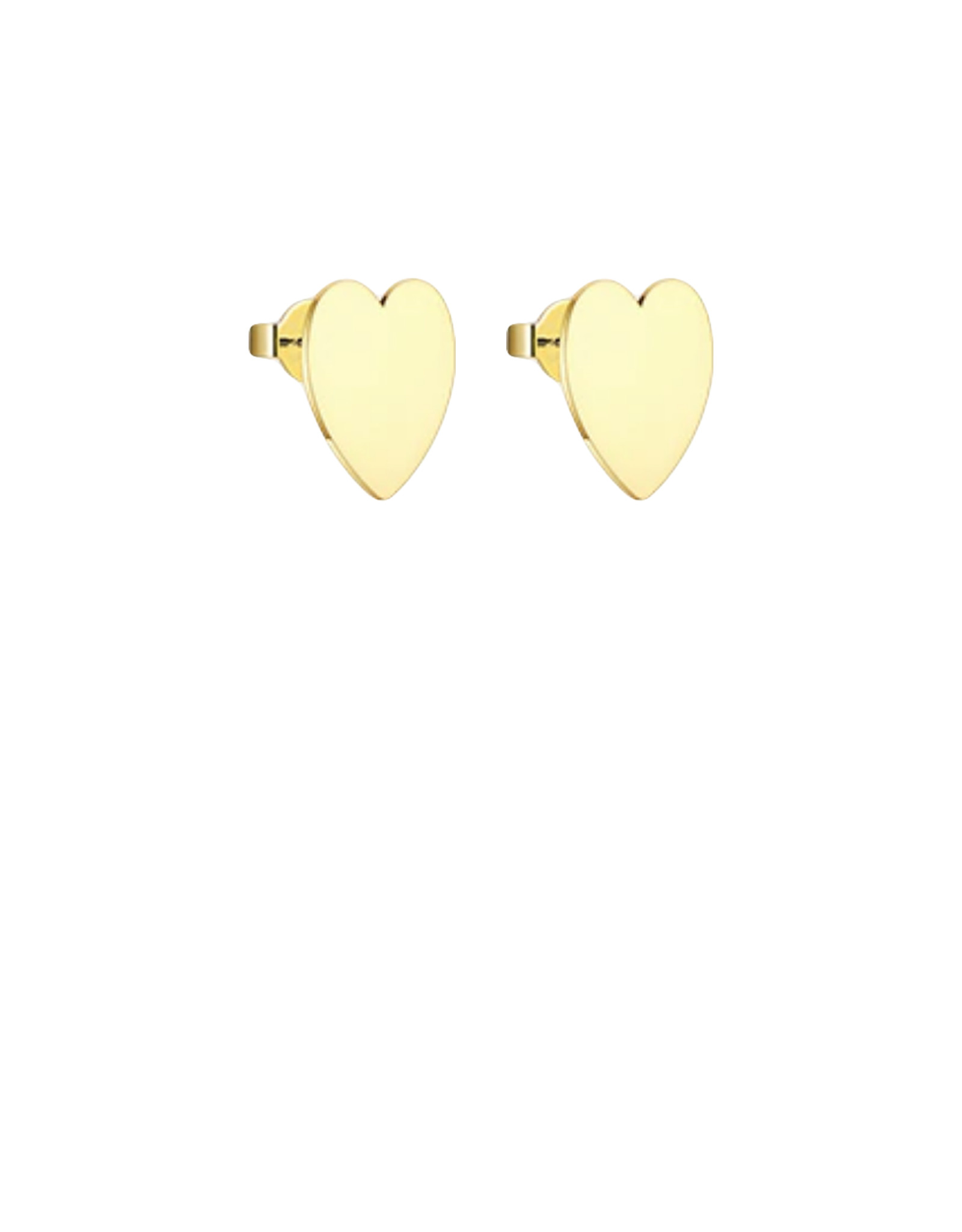 Lakoo Designs Gold Big Heart