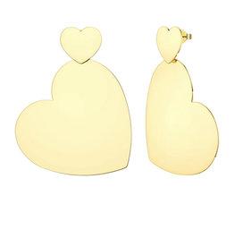 Lakoo Designs Gold Big Heart