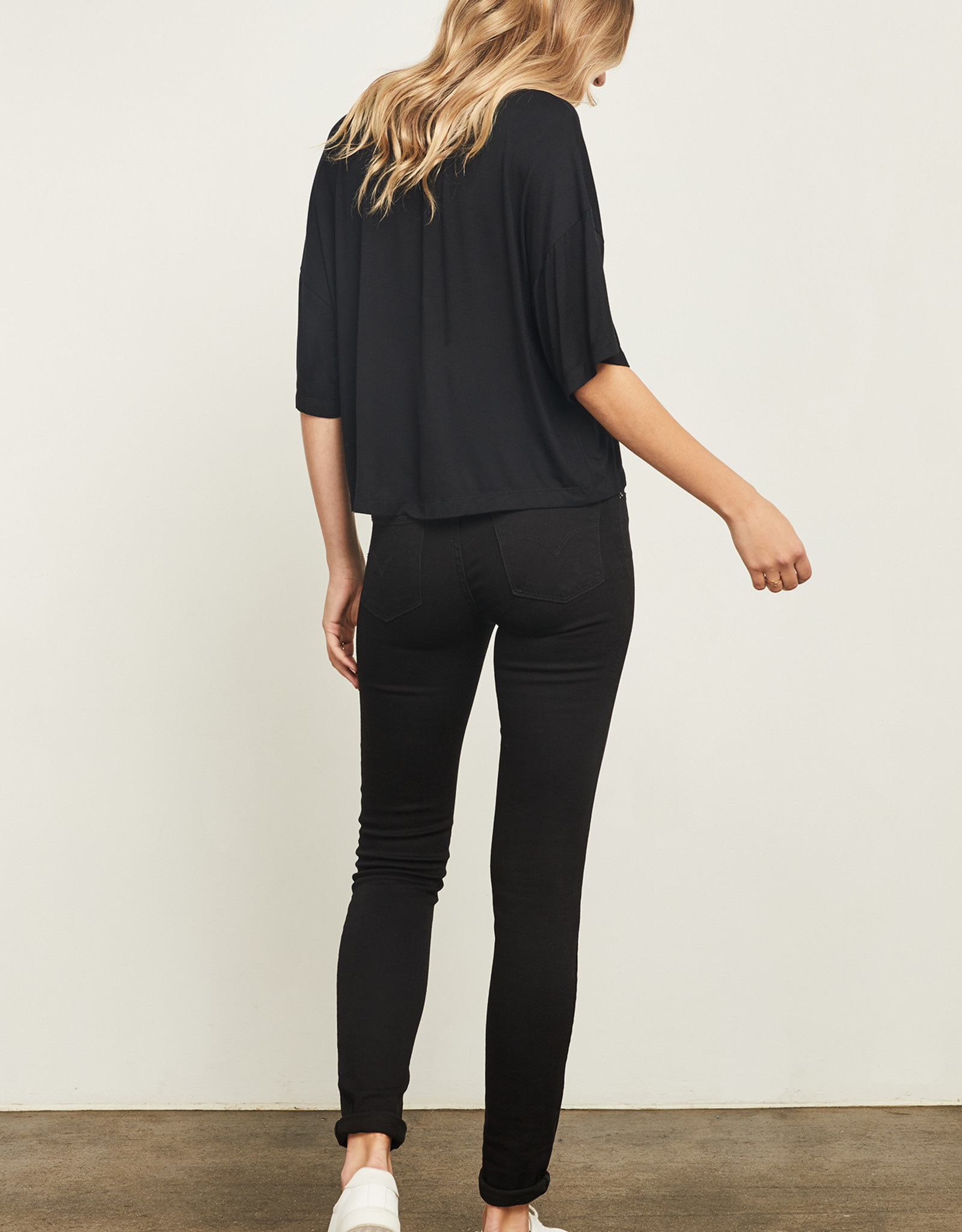 Gentle Fawn Elm Tee Black