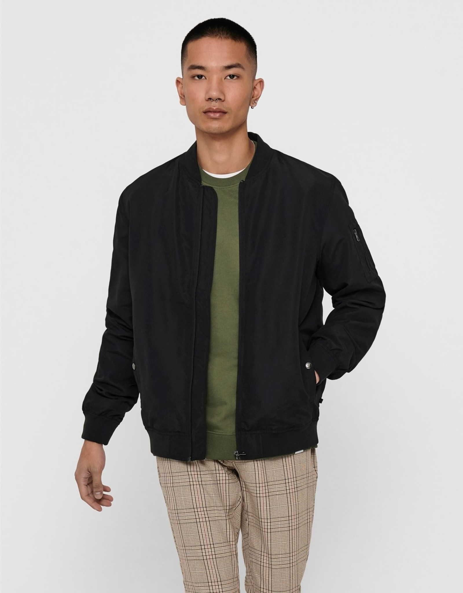 Only and Sons Jack Bomber