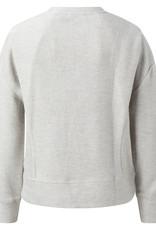 Yaya Jersey Sweater w/ Shoulder Pleat