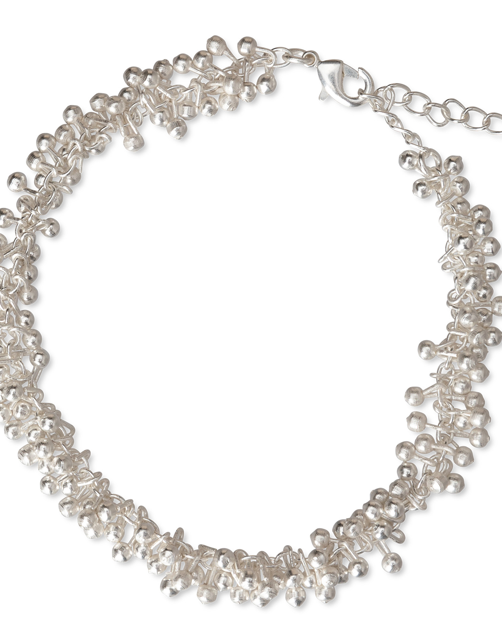 Yaya Ball chain Bracelet Silver