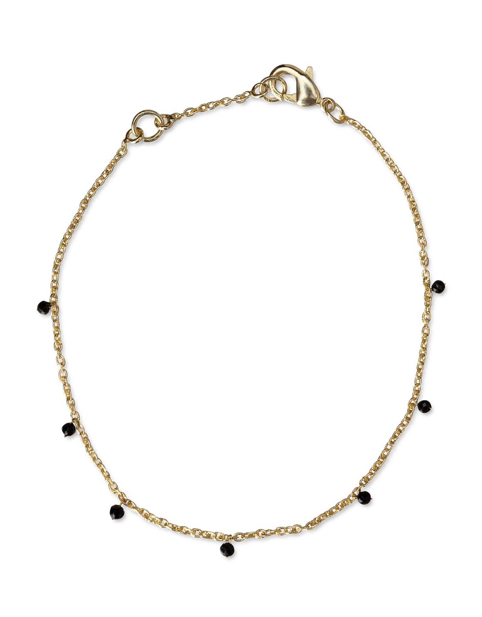 Yaya Bracelet w/ beads Gold