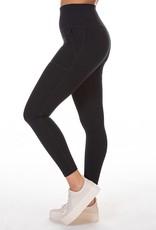 Dex Pocket Legging Black