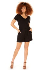 Dex Knit Black Dress