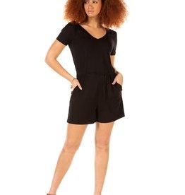 Dex Knit Black Dress