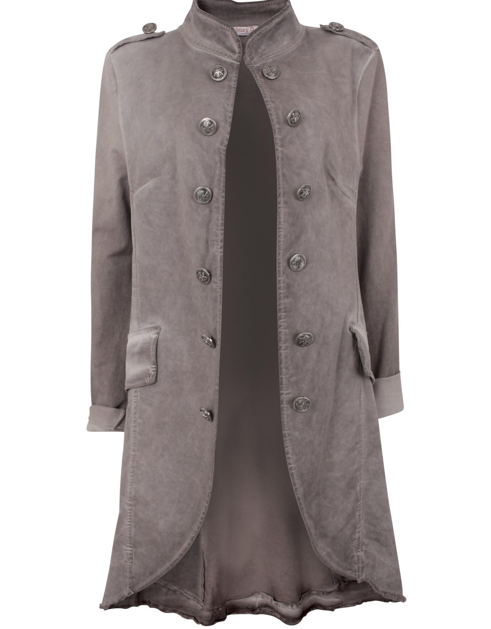 Suzy D Military Jacket