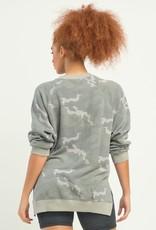 Dex Vintage Camo Pullover