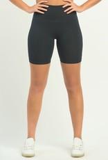 Dex Basic Biker Short Black