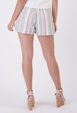 Black Tape Bombay Stripe Short