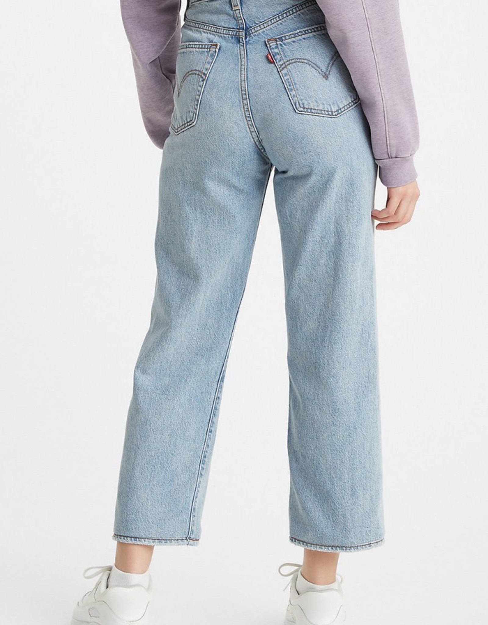 Levi's Ribcage Straight Ankle Middle Road