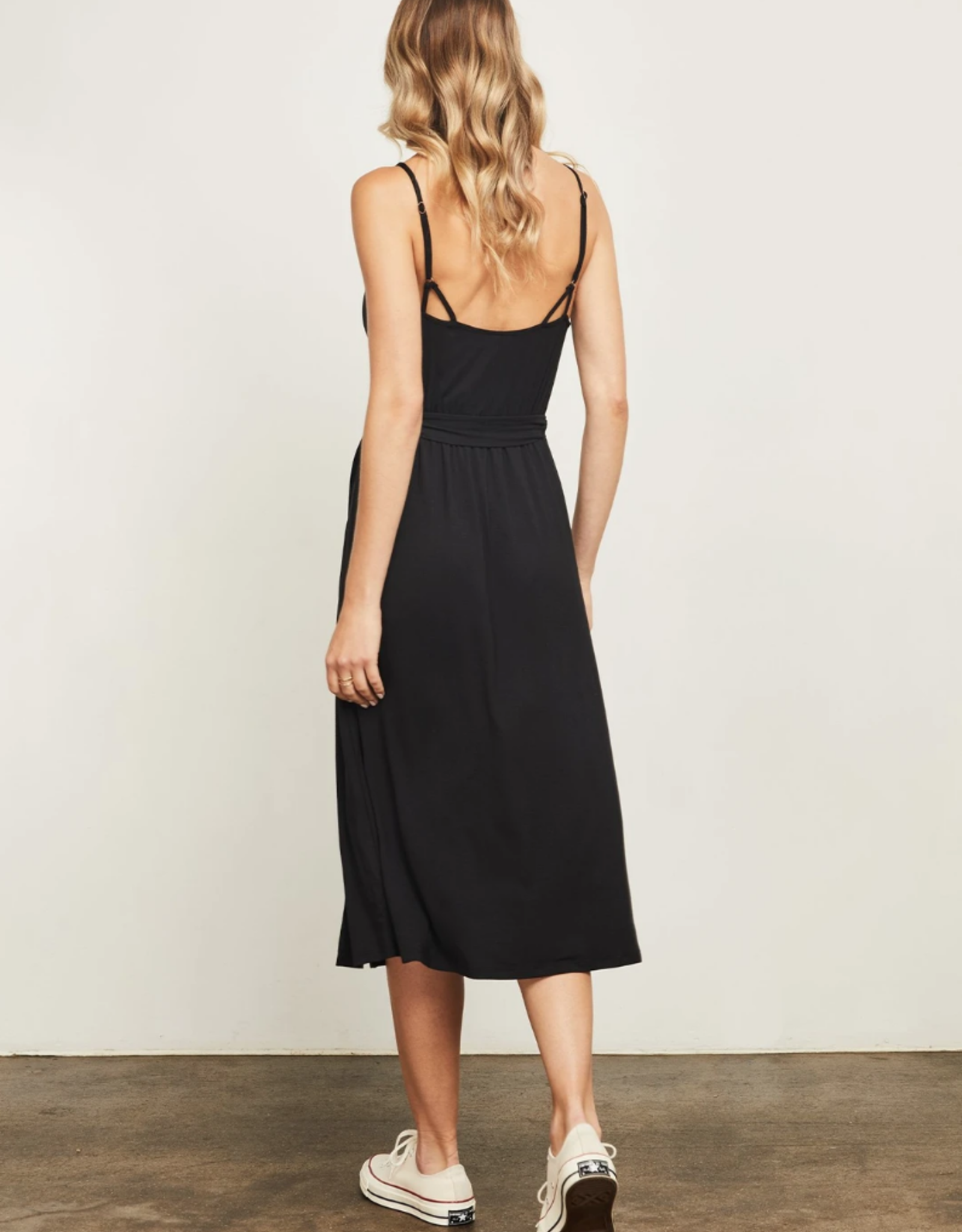 Gentle Fawn Willa Black Dress