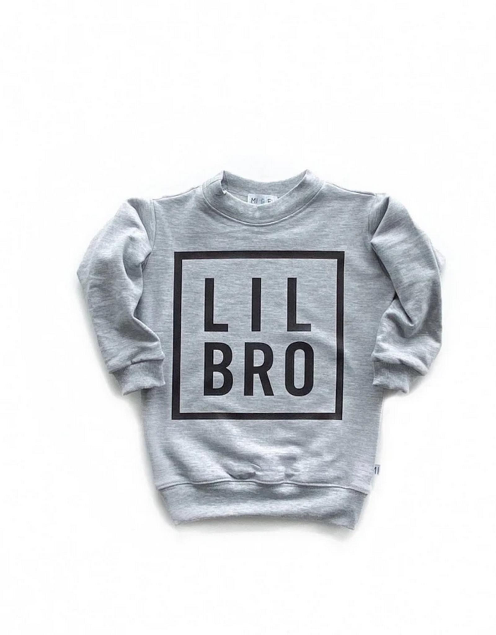 Mi and Fi Lil Bro