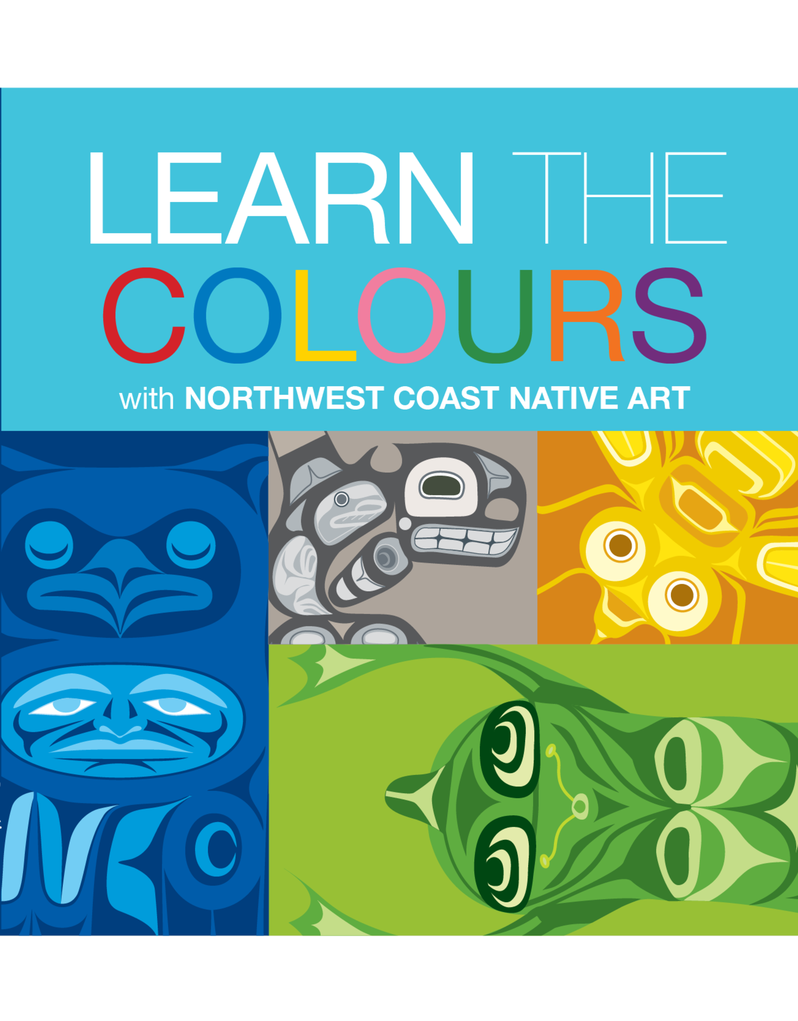 Native Northwest Learn the Colours