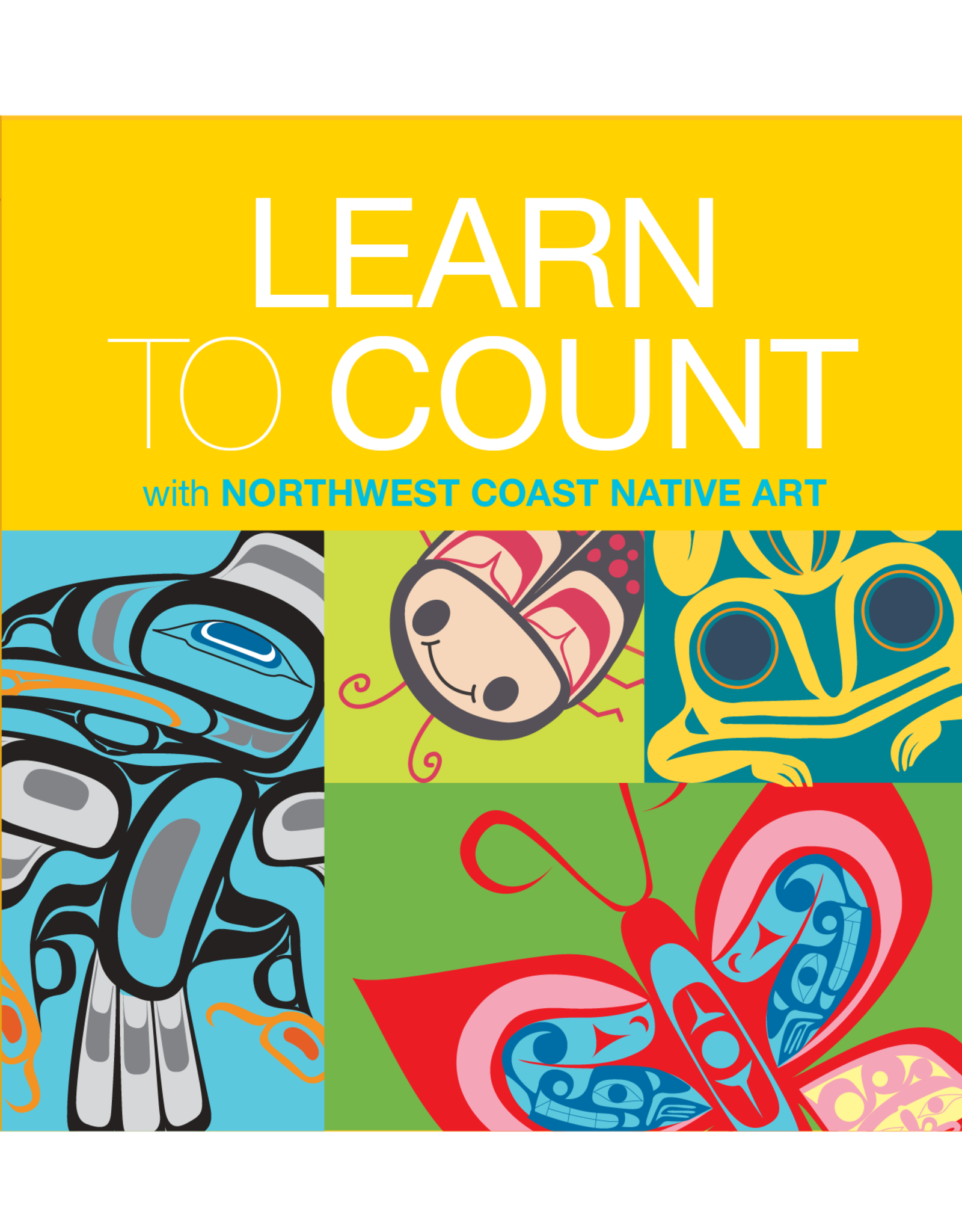 Native Northwest Learn to Count