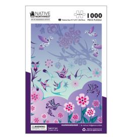 Native Northwest Hummingbirds Puzzle 1000pc