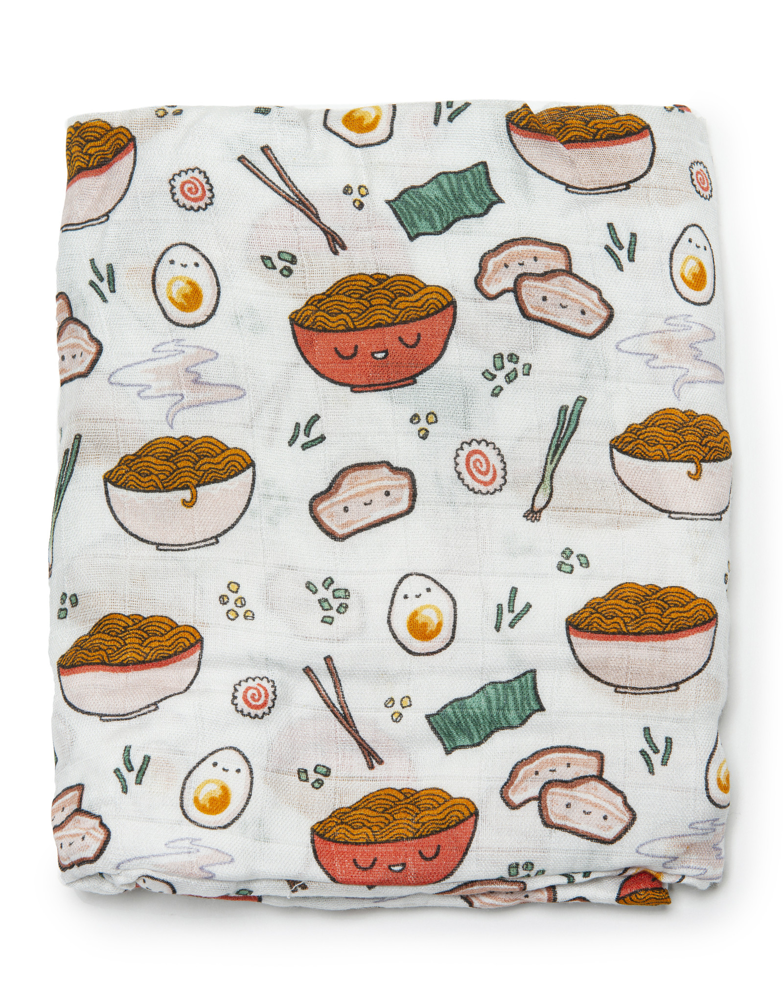 Loulou Lollipop Ramen - Muslin Swaddle