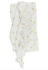 Loulou Lollipop Rise and Shine - Muslin Swaddle