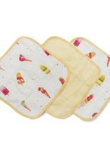 Loulou Lollipop Washcloths Ice Cream