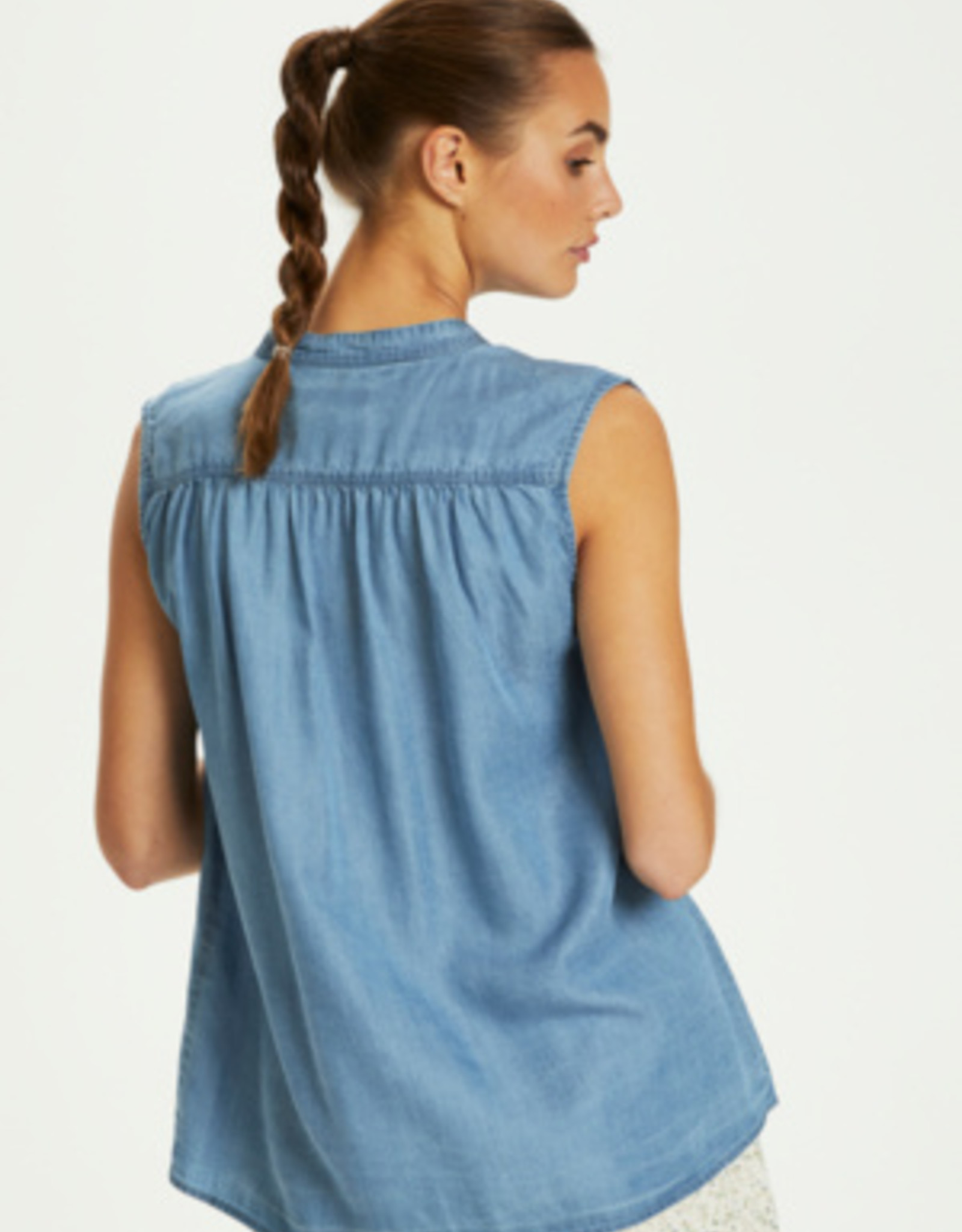 Soaked in Luxury Dalia Nadeen Top