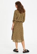 Soaked in Luxury Zaya Dress Scattered Dots