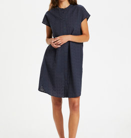 Soaked in Luxury Glaise Tunic Dress Parisian