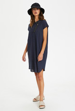 Soaked in Luxury Glaise Tunic Dress Parisian