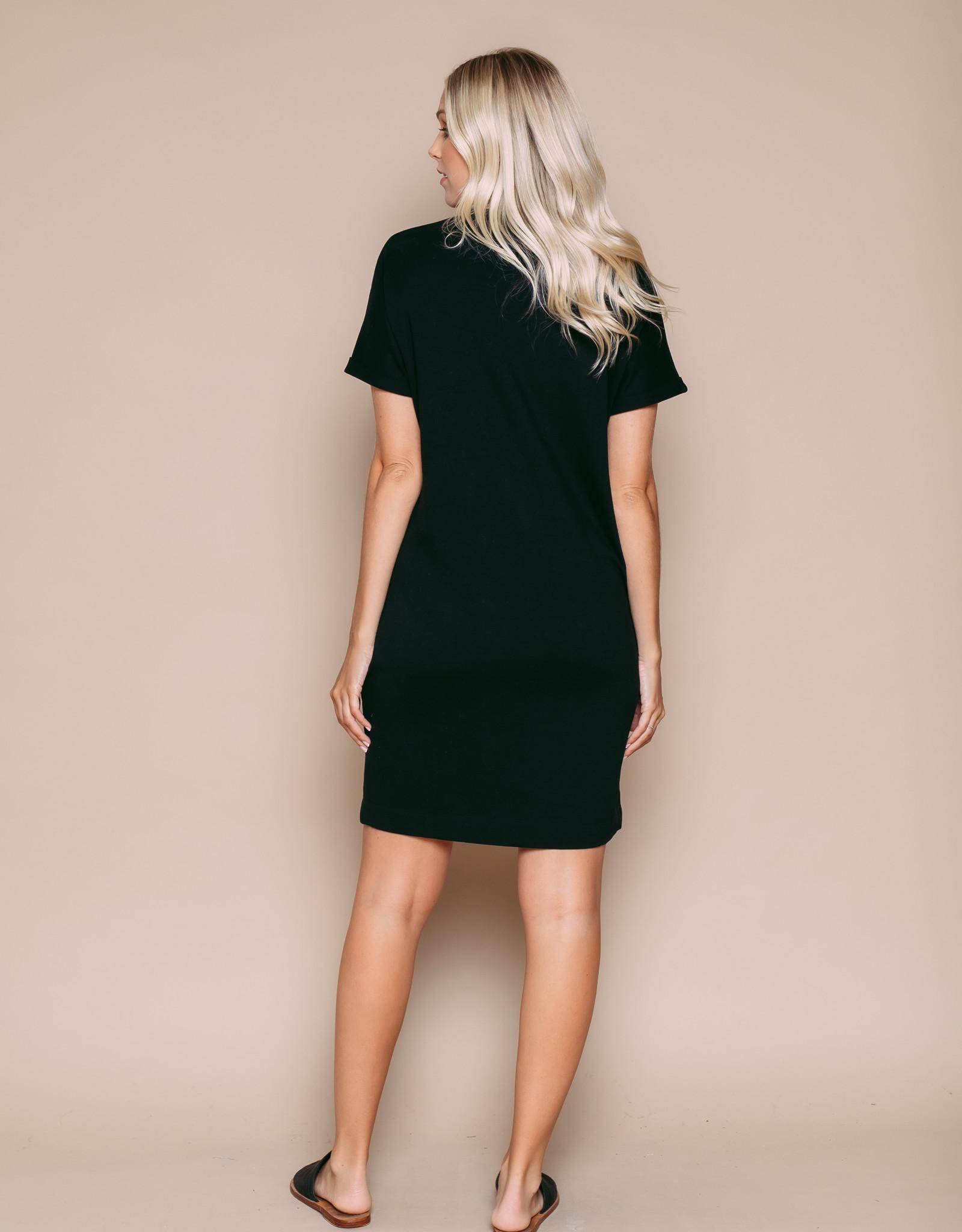 Orb Clothing Laney Dress Black