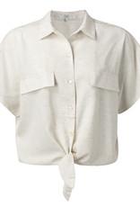 Yaya Knotted Shirt