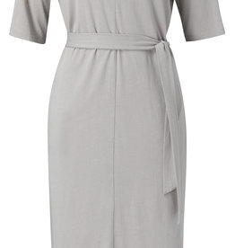 Yaya Jersey Belted Dress