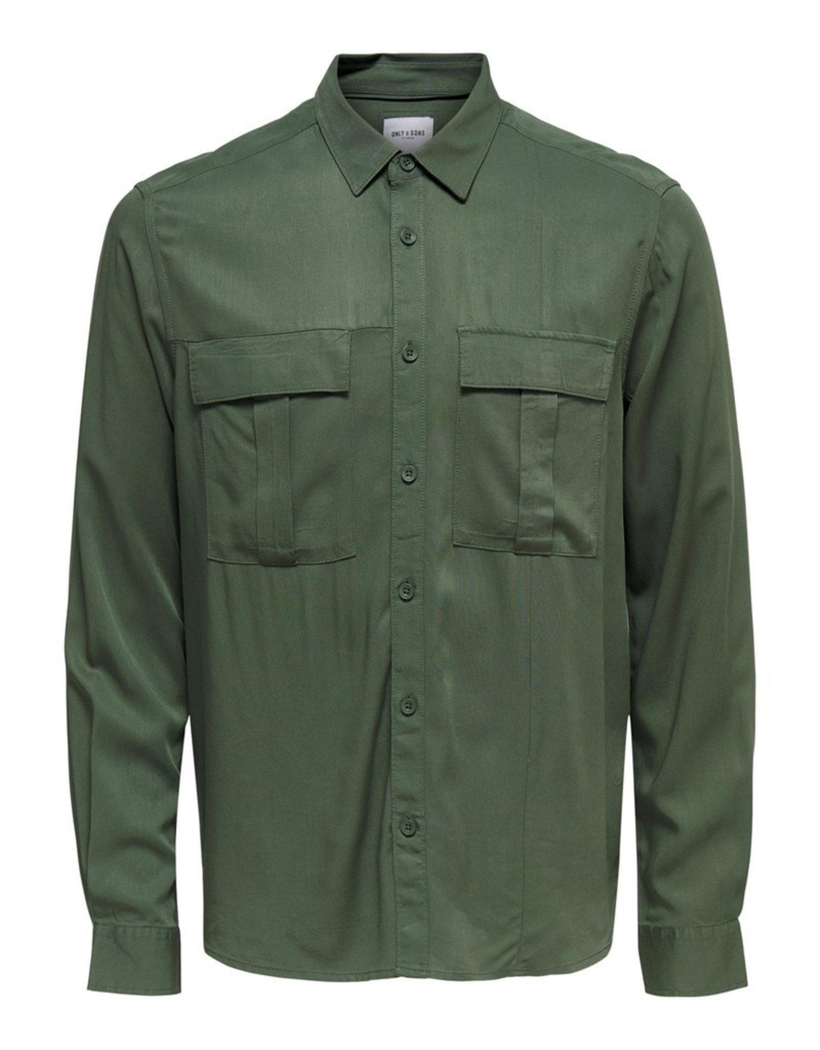 Only and Sons Sebastian Utility Shirt