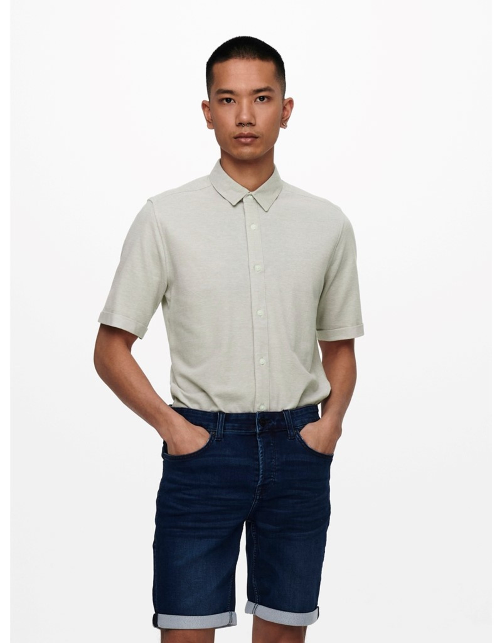 Only and Sons Cuton Shirt