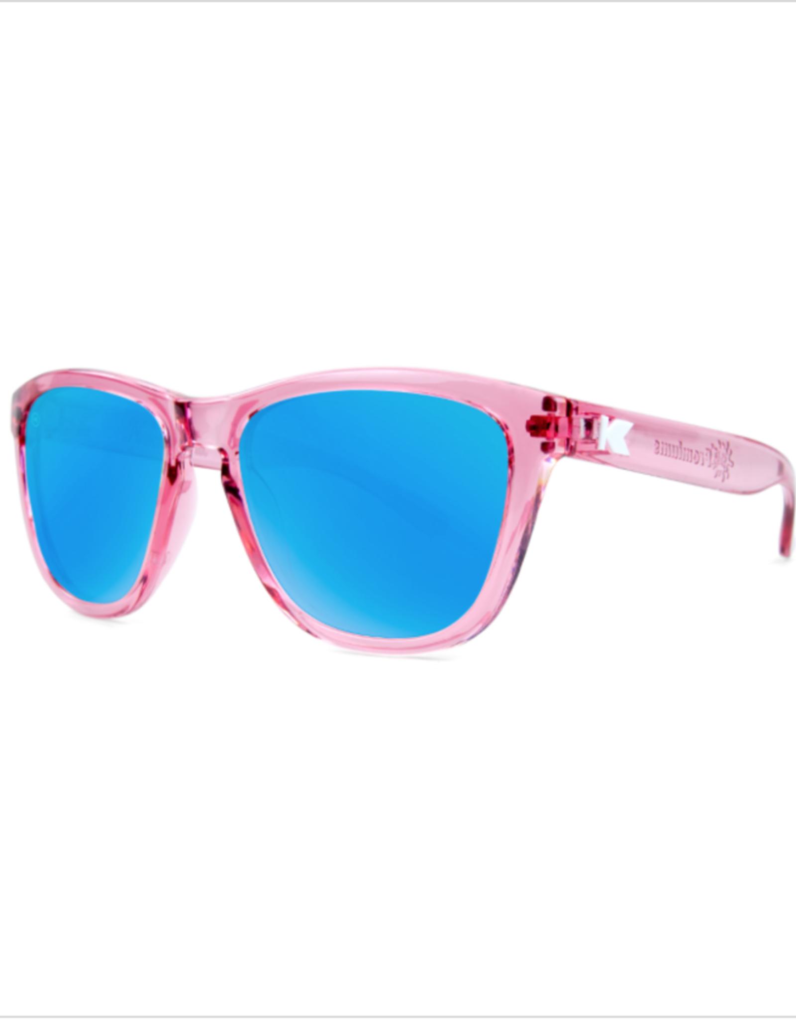 Knockaround Sunnies Glossy Pink/Aqua