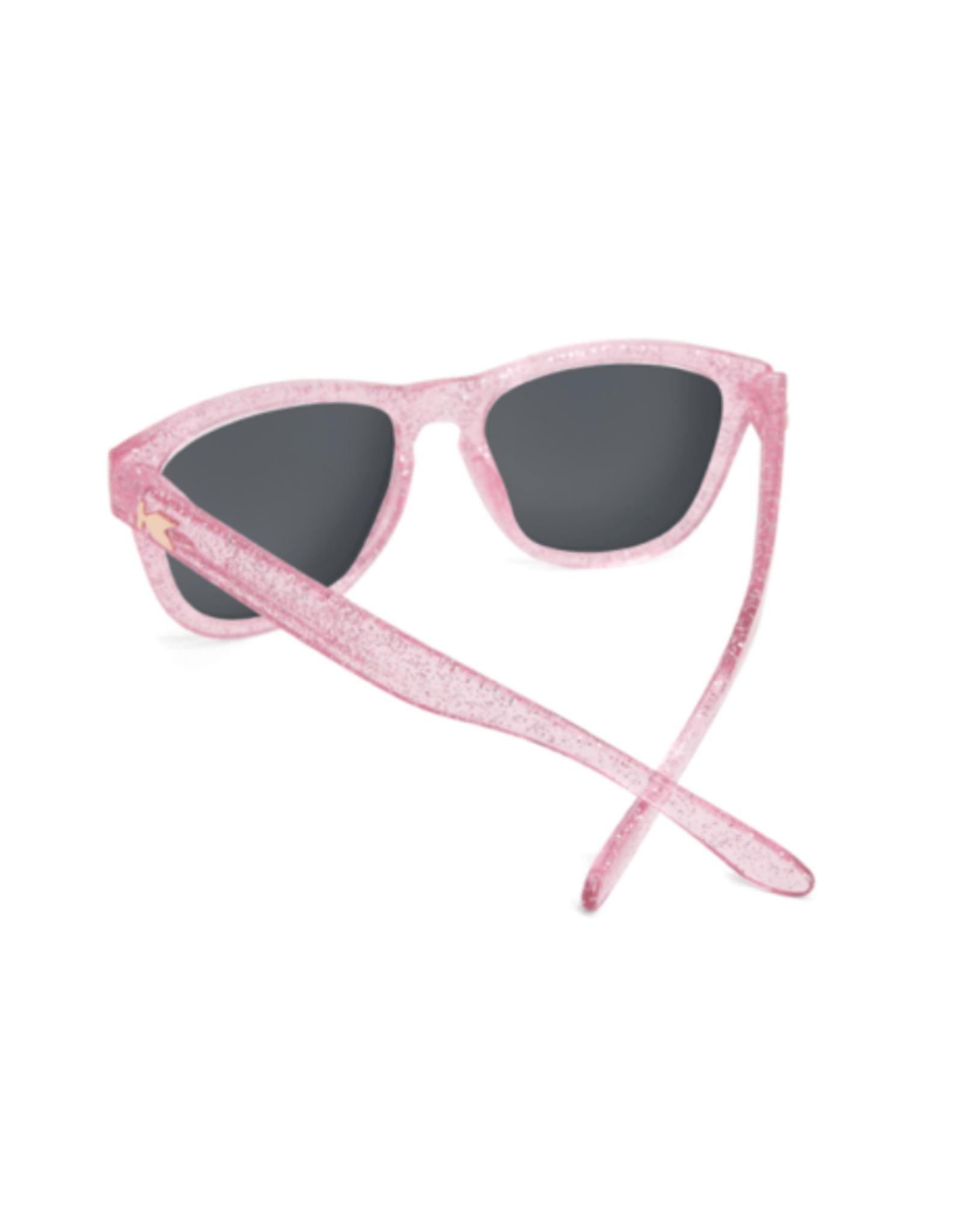 Knockaround Sunnies Pink Sparkle