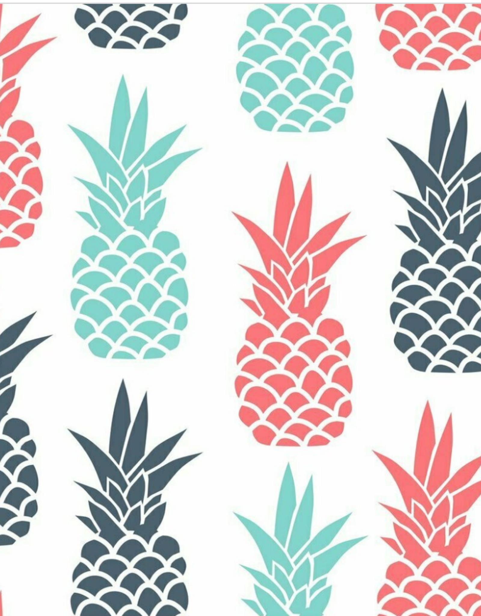 Love Bug Upf 50+ Towel - Pineapple