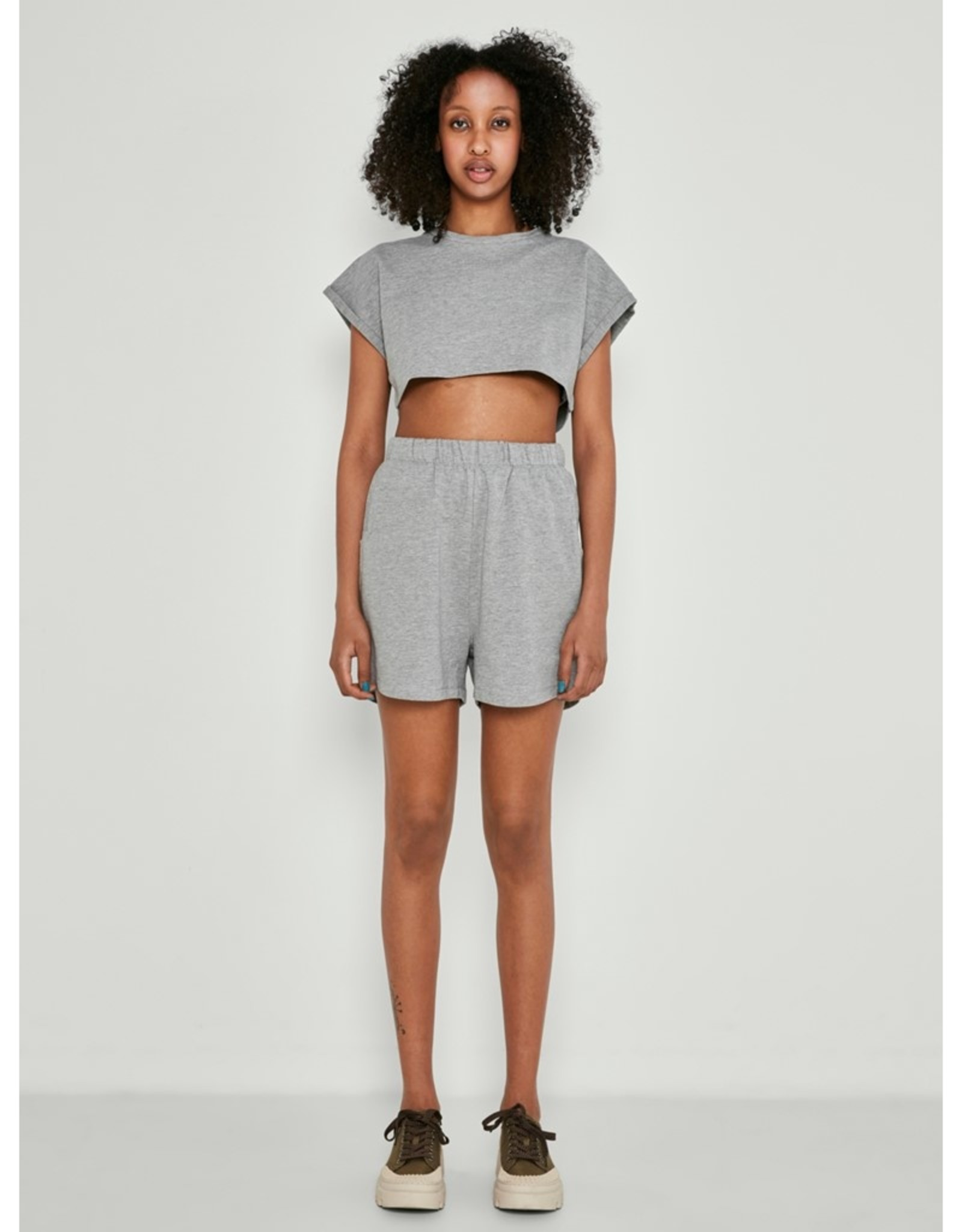 Noisy May Malou Super High Waist Shorts