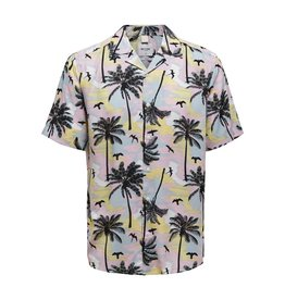 Only and Sons Palm Life Shirt