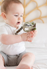 Loulou Lollipop Silicone Teether Set Sloth