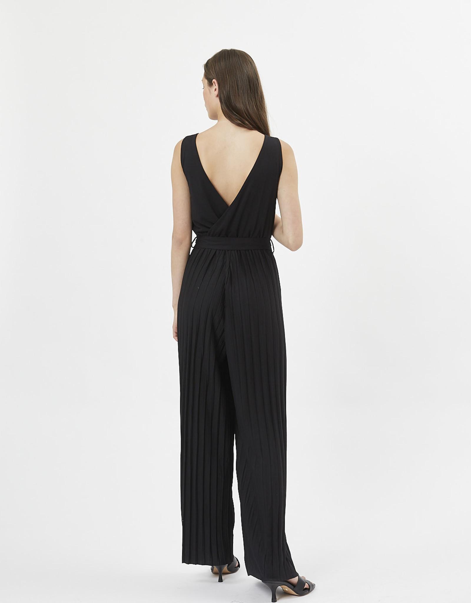 Minimum Genevieve Jumpsuit Black