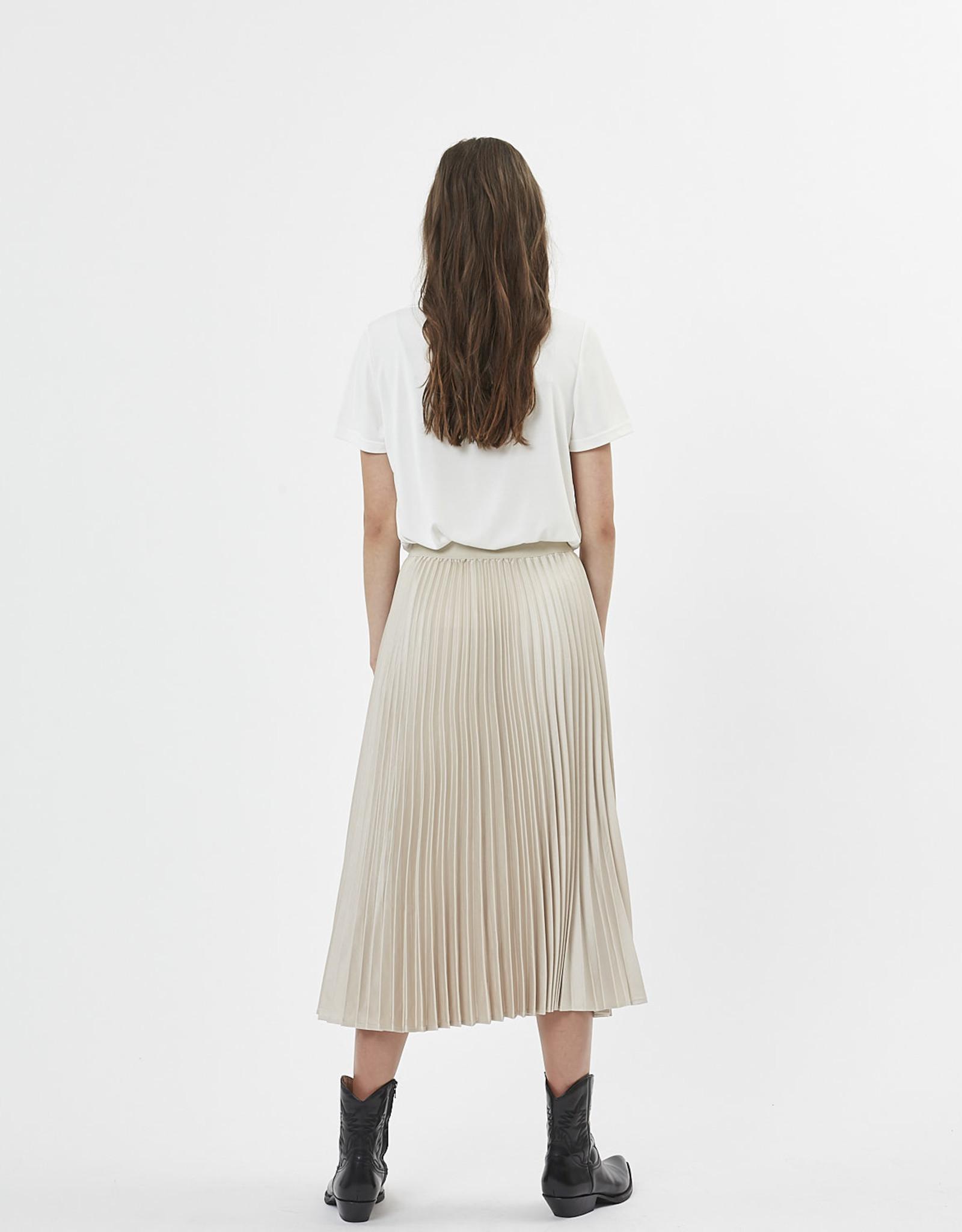 Minimum Salwa Midi Skirt Butter