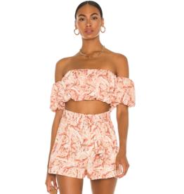 Mink Pink Kara Off Shoulder Top