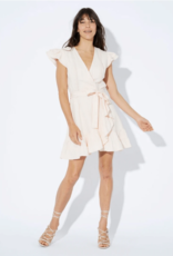Mink Pink Kelsy Textured Mini Dress