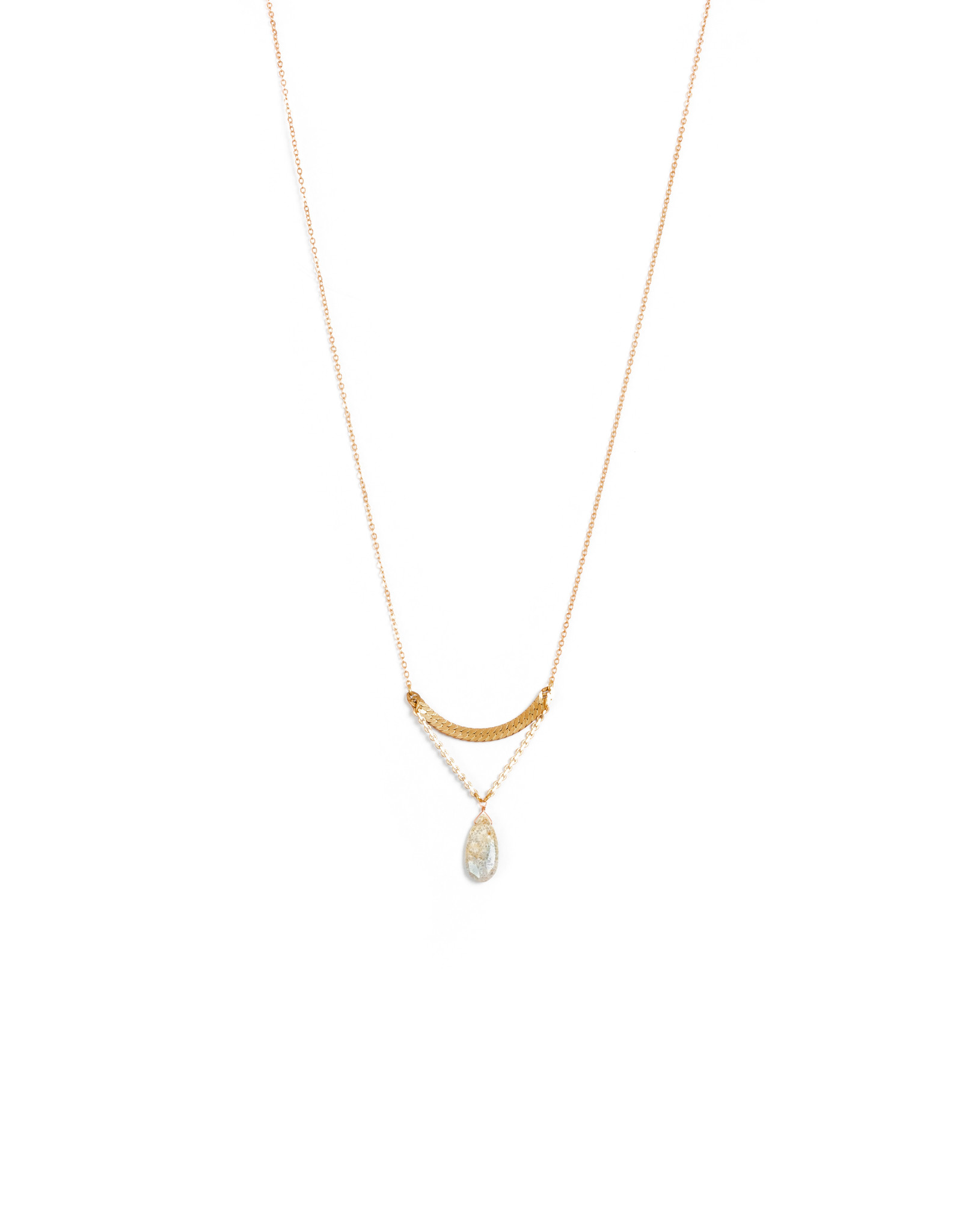 Hailey Gerrits Sima Necklace