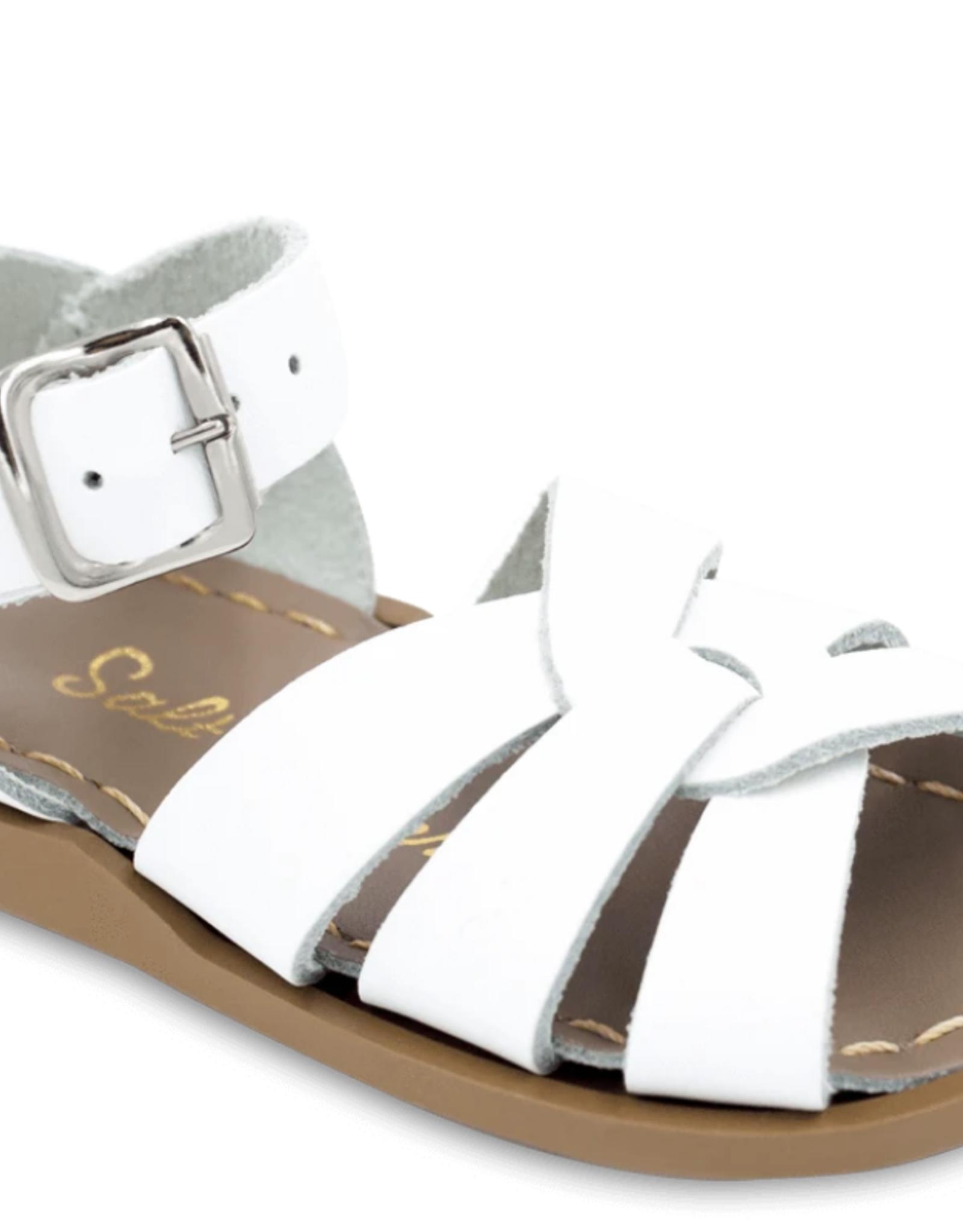 Salt Water Sandals Original White