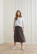 Yaya Chalk Silk Sweater